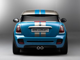 Ver foto 11 de Mini Coupe Concept 2009