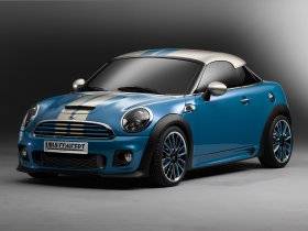 Ver foto 26 de Mini Coupe Concept 2009