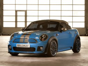 Ver foto 8 de Mini Coupe Concept 2009