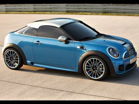 Ver foto 7 de Mini Coupe Concept 2009