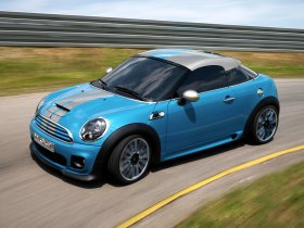 Ver foto 5 de Mini Coupe Concept 2009