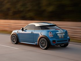 Ver foto 4 de Mini Coupe Concept 2009