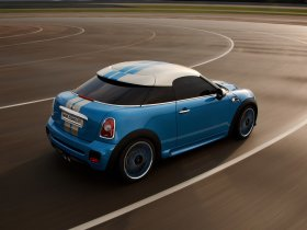Ver foto 3 de Mini Coupe Concept 2009