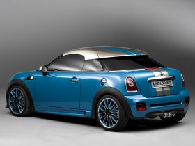 Ver foto 25 de Mini Coupe Concept 2009