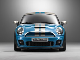 Ver foto 23 de Mini Coupe Concept 2009
