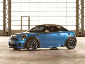 Ver foto 20 de Mini Coupe Concept 2009