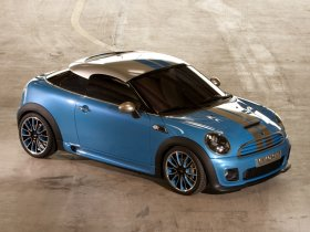 Ver foto 19 de Mini Coupe Concept 2009