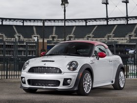 Ver foto 6 de Mini Coupe John Cooper Works USA 2011