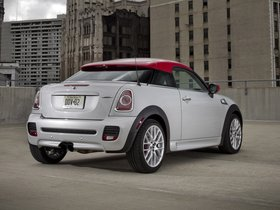 Ver foto 5 de Mini Coupe John Cooper Works USA 2011