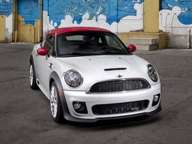 Ver foto 3 de Mini Coupe John Cooper Works USA 2011