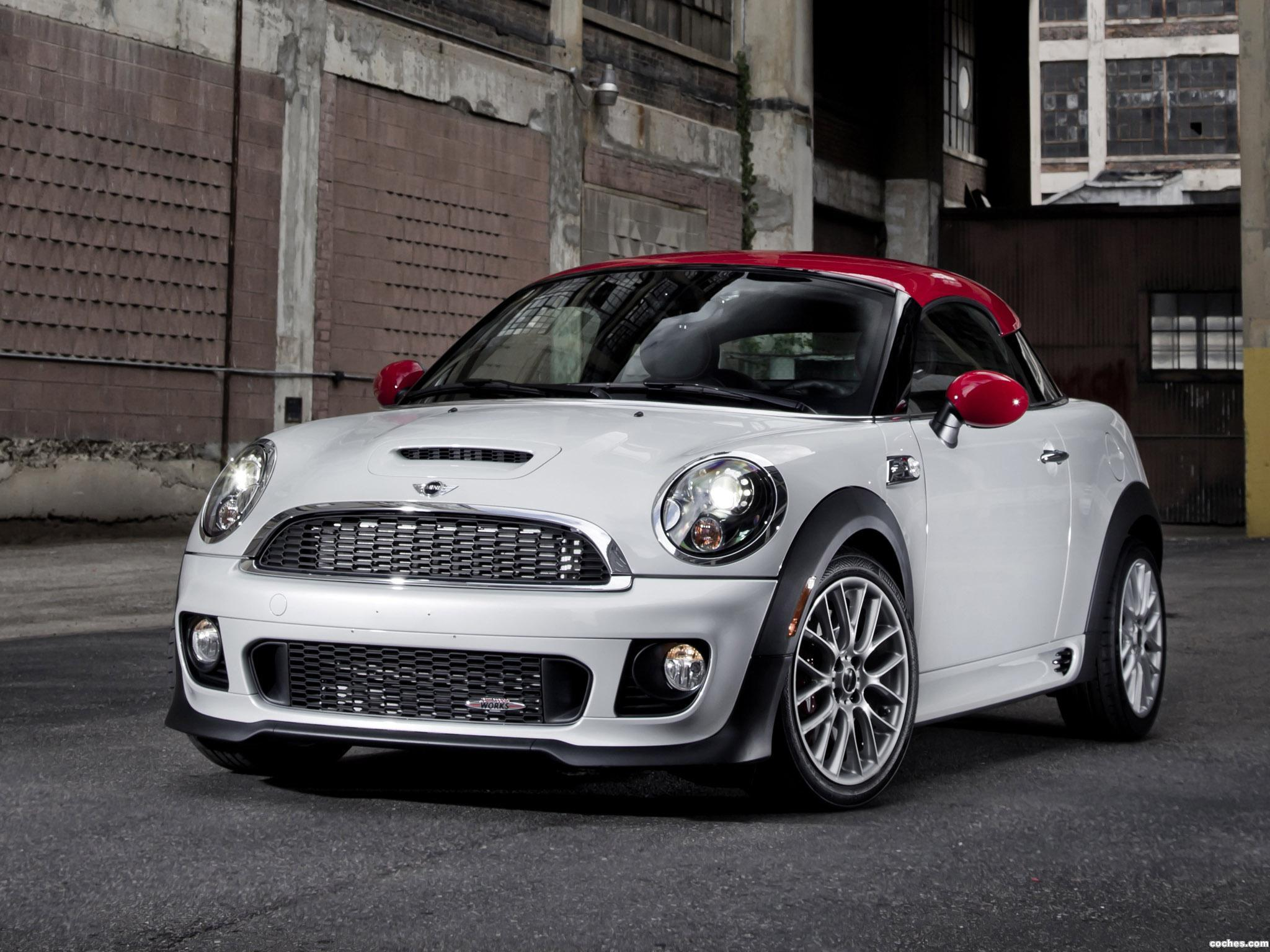 Foto 0 de Mini Coupe John Cooper Works USA 2011