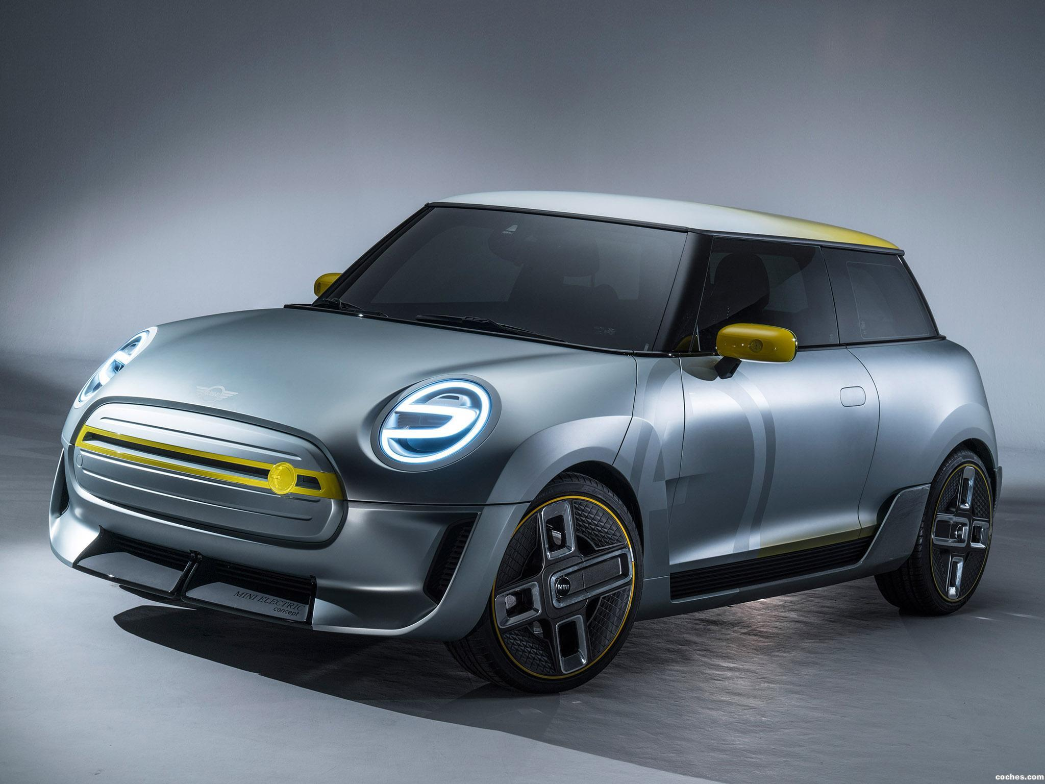 Foto 0 de Mini Electric Concept 2017