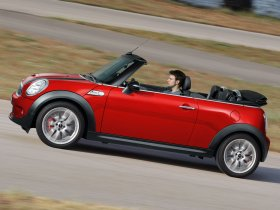 Ver foto 11 de Mini Cabrio John Cooper Works 2009