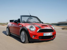 Fotos de Mini Cabrio John Cooper Works 2009