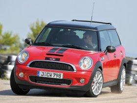 Fotos de Mini Clubman John Cooper Works 2008