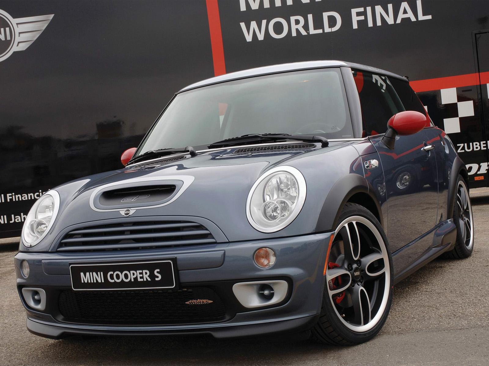 Foto 0 de Mini John Cooper Works Cooper S GP 2006
