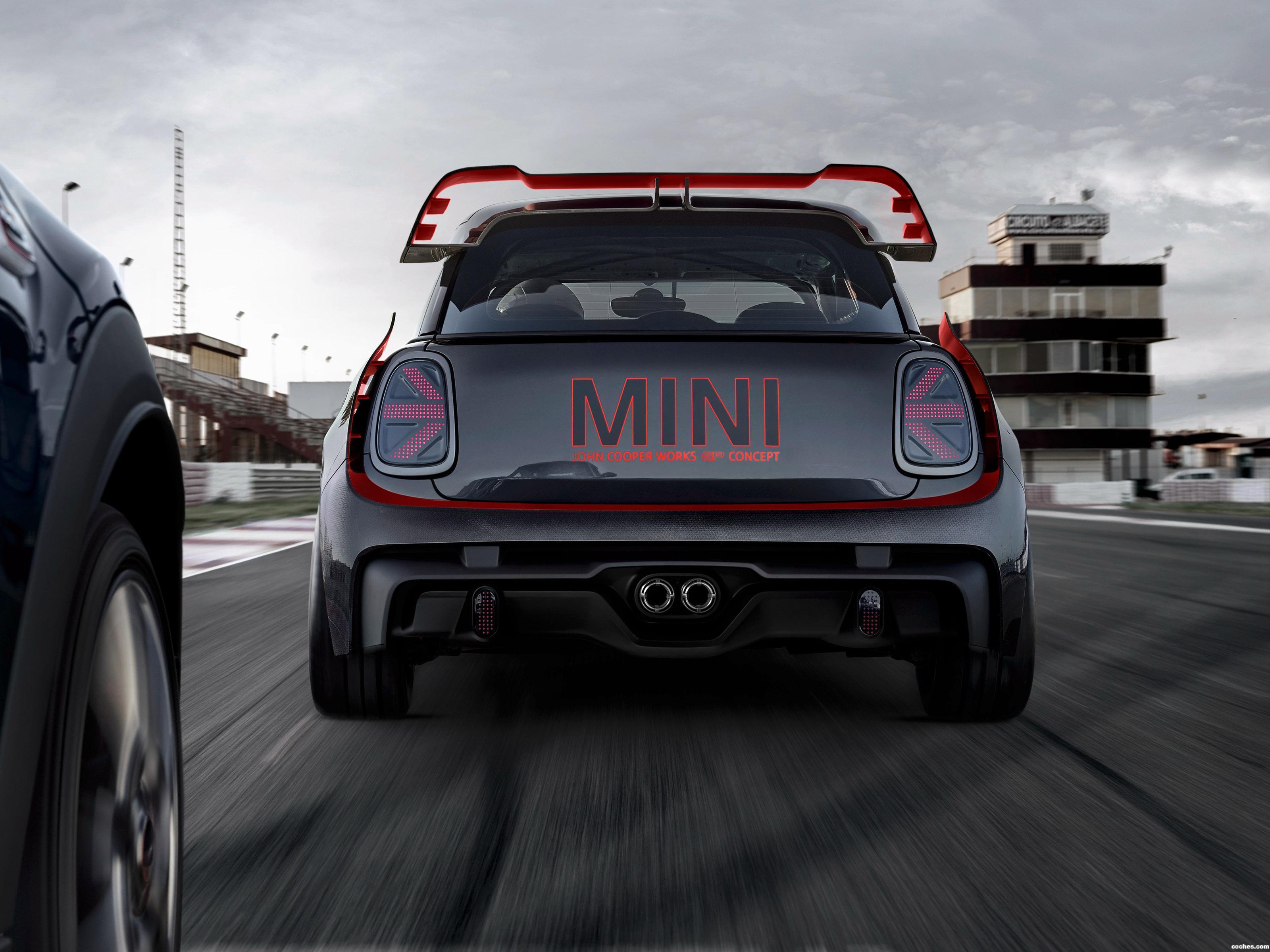 Foto 4 de Mini John Cooper Works GP Concept F56 2017