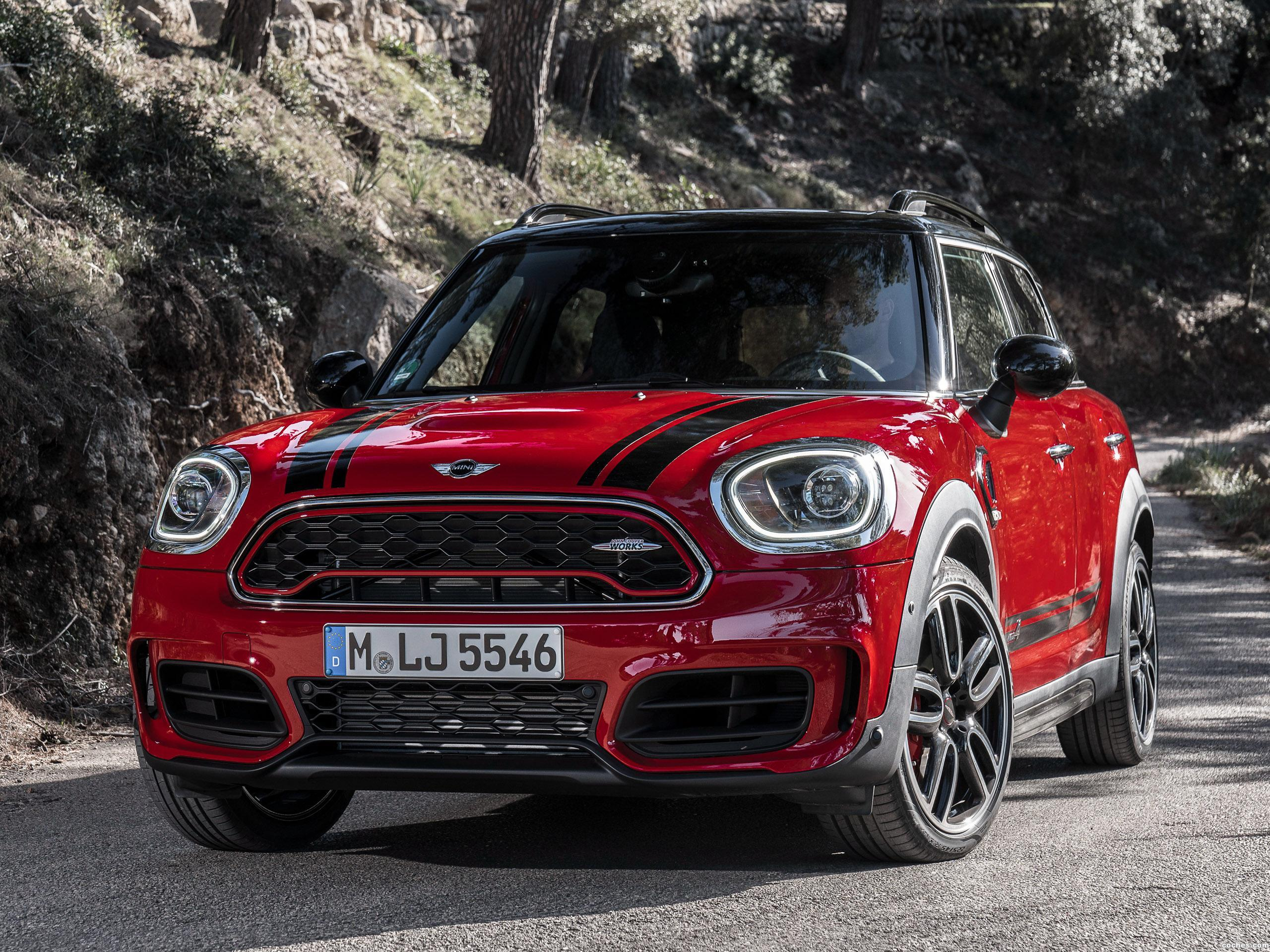 Foto 12 de Mini Countryman John Cooper Works F60 2017