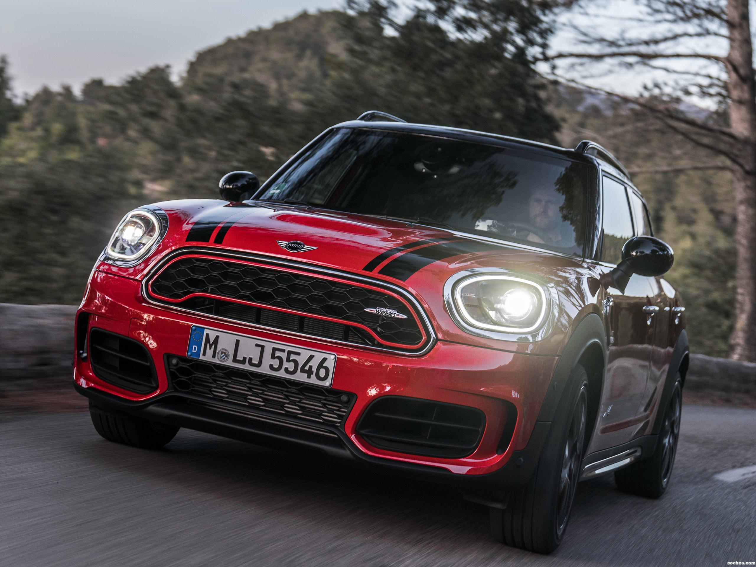 Foto 11 de Mini Countryman John Cooper Works F60 2017
