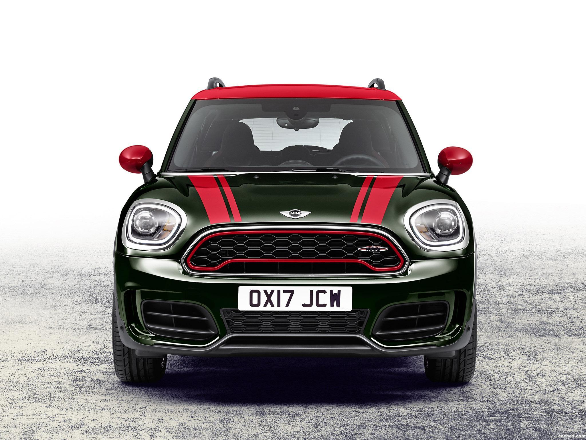 Foto 4 de Mini Countryman John Cooper Works F60 2017