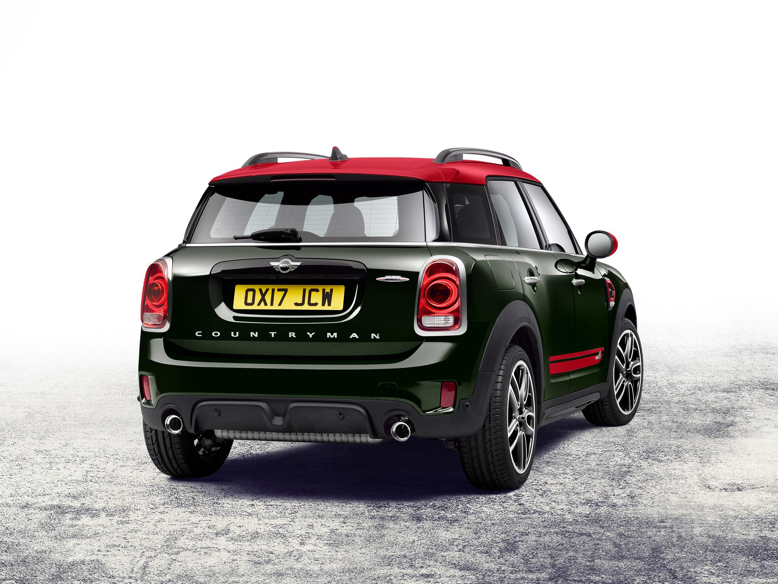 Foto 28 de Mini Countryman John Cooper Works F60 2017