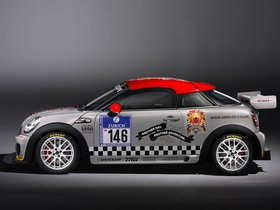 Ver foto 4 de Mini Coupe John Cooper Works Endurance Race Car 2011