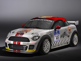 Ver foto 1 de Mini Coupe John Cooper Works Endurance Race Car 2011