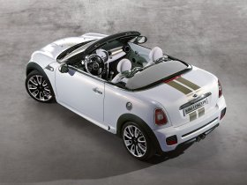 Ver foto 10 de Mini Roadster Concept 2009