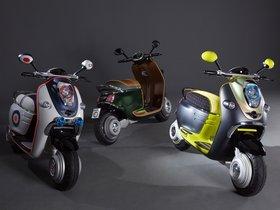 Ver foto 12 de Mini Scooter E Concept 2010