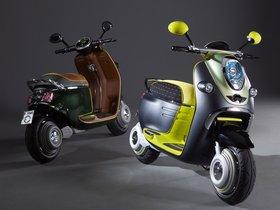 Ver foto 2 de Mini Scooter E Concept 2010