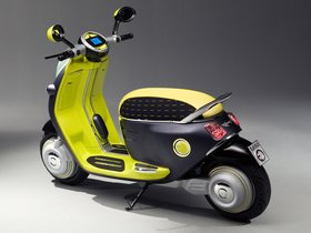 Ver foto 10 de Mini Scooter E Concept 2010