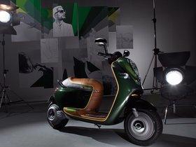 Ver foto 7 de Mini Scooter E Concept 2010