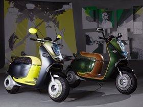Ver foto 6 de Mini Scooter E Concept 2010