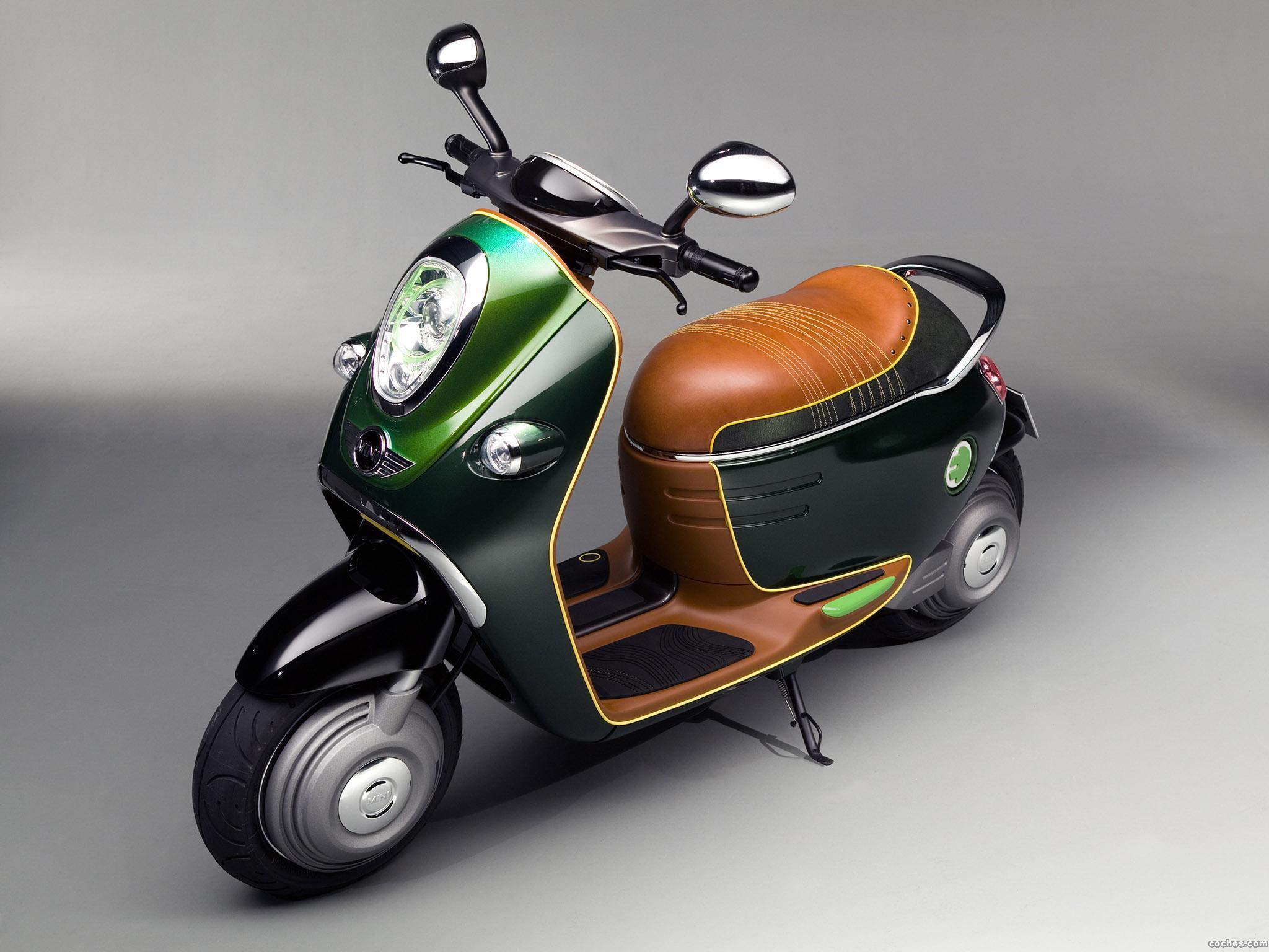 Foto 0 de Mini Scooter E Concept 2010