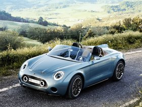 Ver foto 4 de Mini Superleggera Vision by Touring 2014