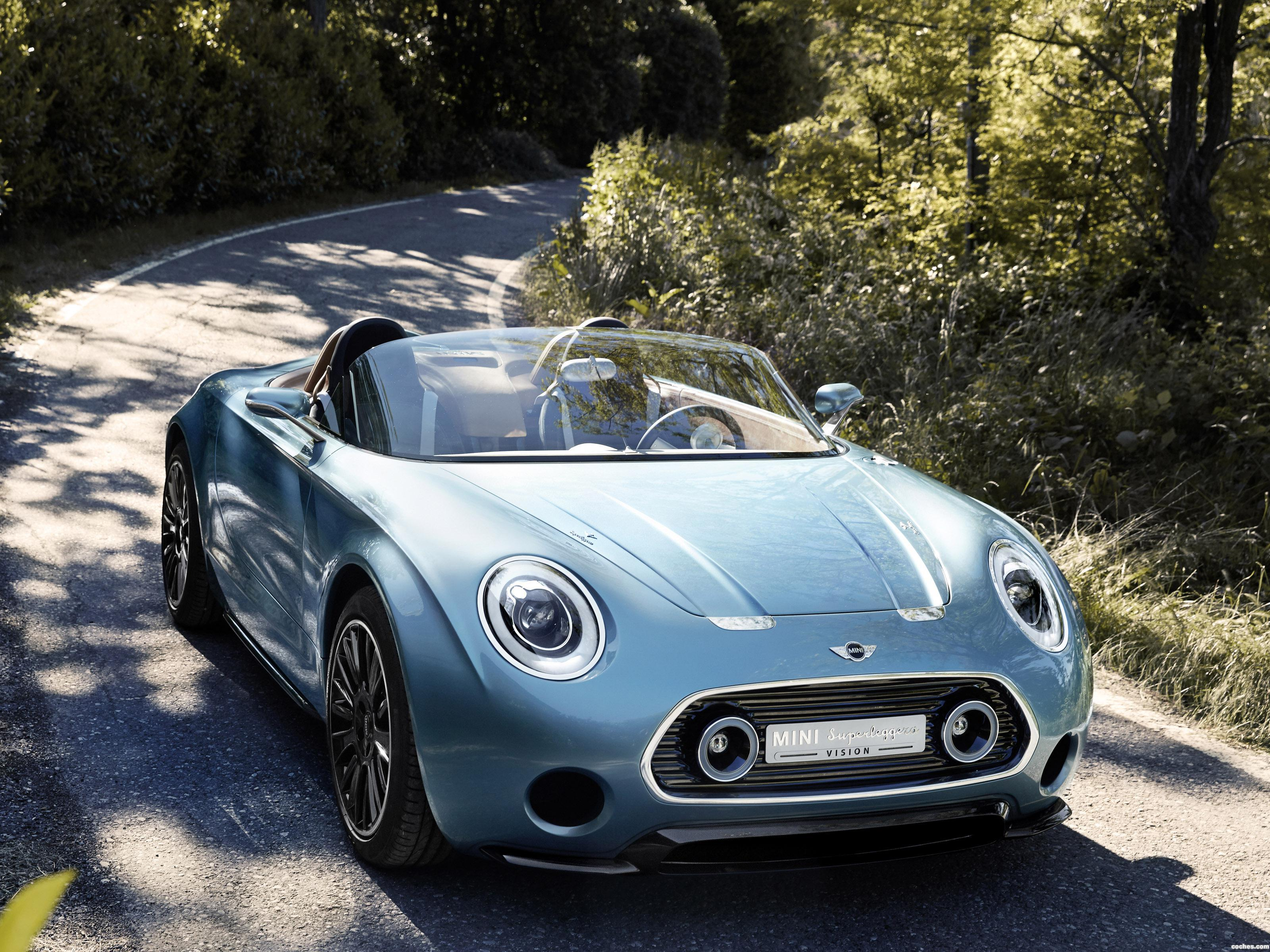 Foto 0 de Mini Superleggera Vision by Touring 2014