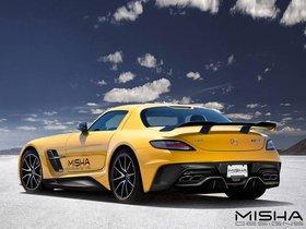 Ver foto 3 de Misha Mercedes SLS AMG 2014