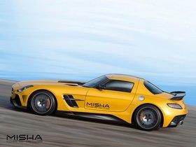 Ver foto 2 de Misha Mercedes SLS AMG 2014