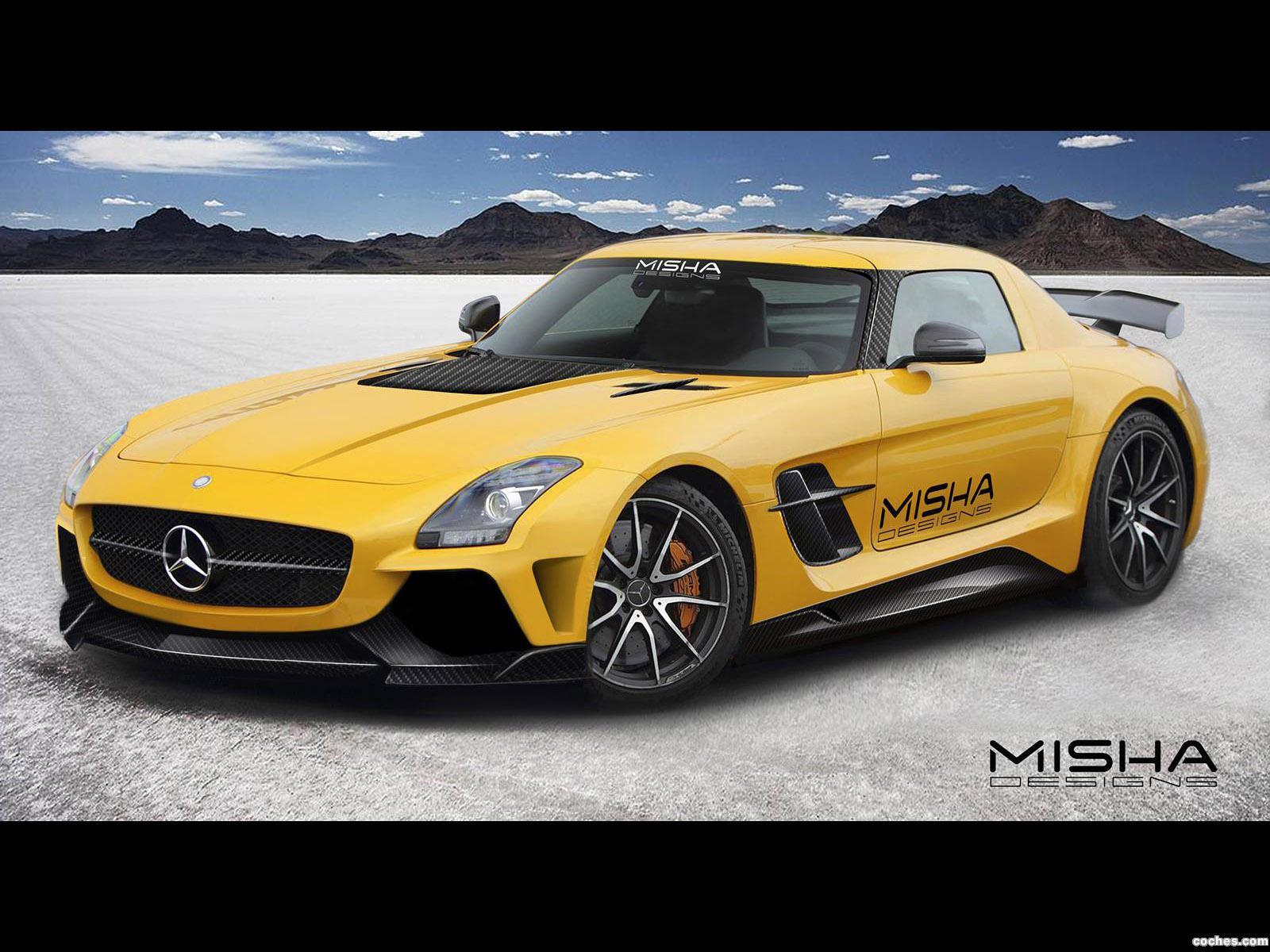 Foto 0 de Misha Mercedes SLS AMG 2014