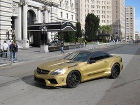 Ver foto 6 de Misha Mercedes Clase SL Widebody 2010