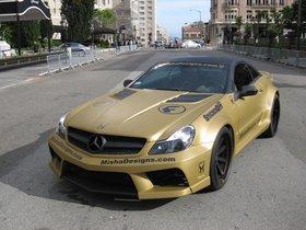 Ver foto 4 de Misha Mercedes Clase SL Widebody 2010