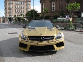 Ver foto 3 de Misha Mercedes Clase SL Widebody 2010