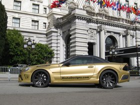 Ver foto 2 de Misha Mercedes Clase SL Widebody 2010