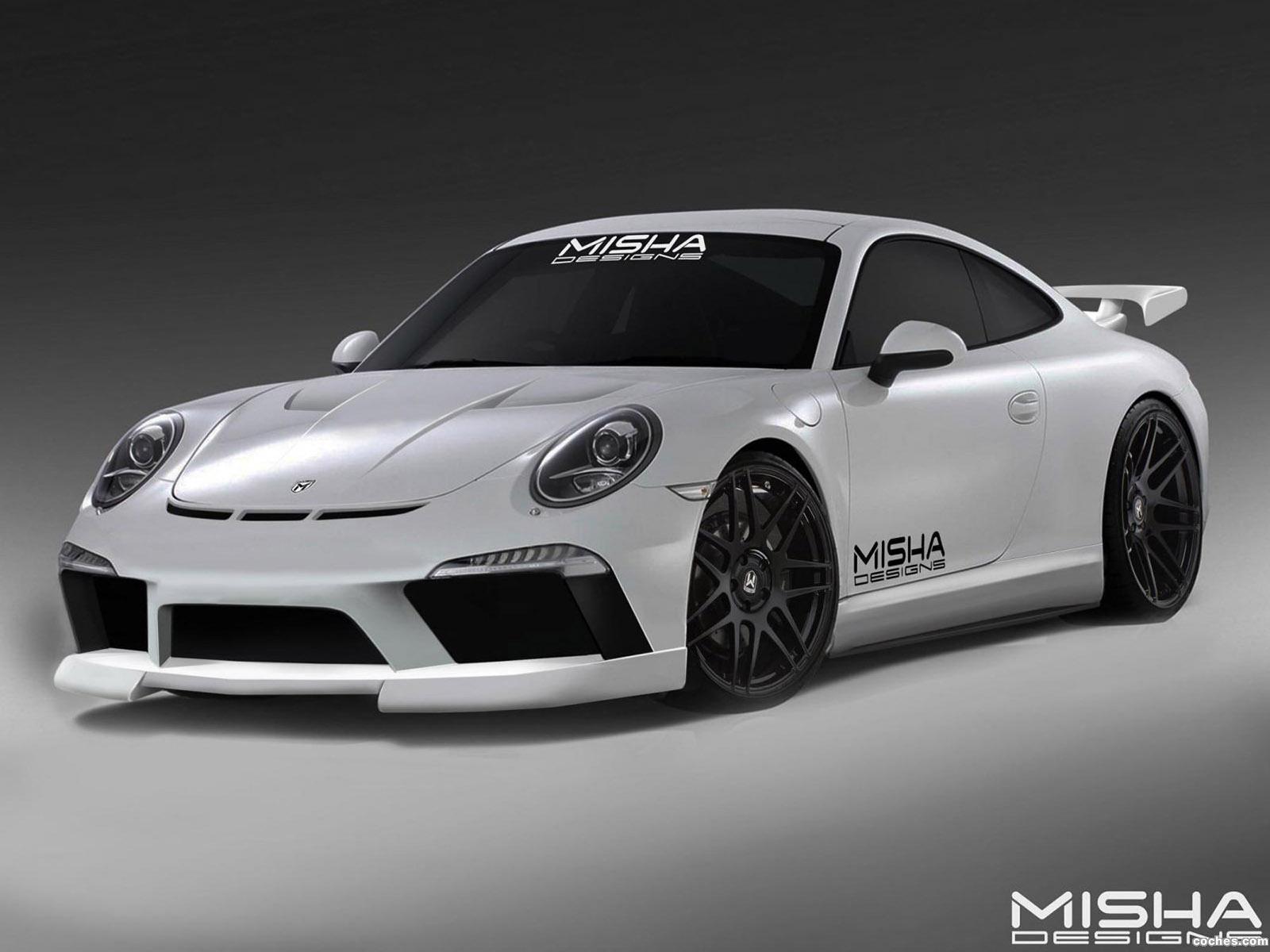 Foto 0 de Misha Porsche 911 2013