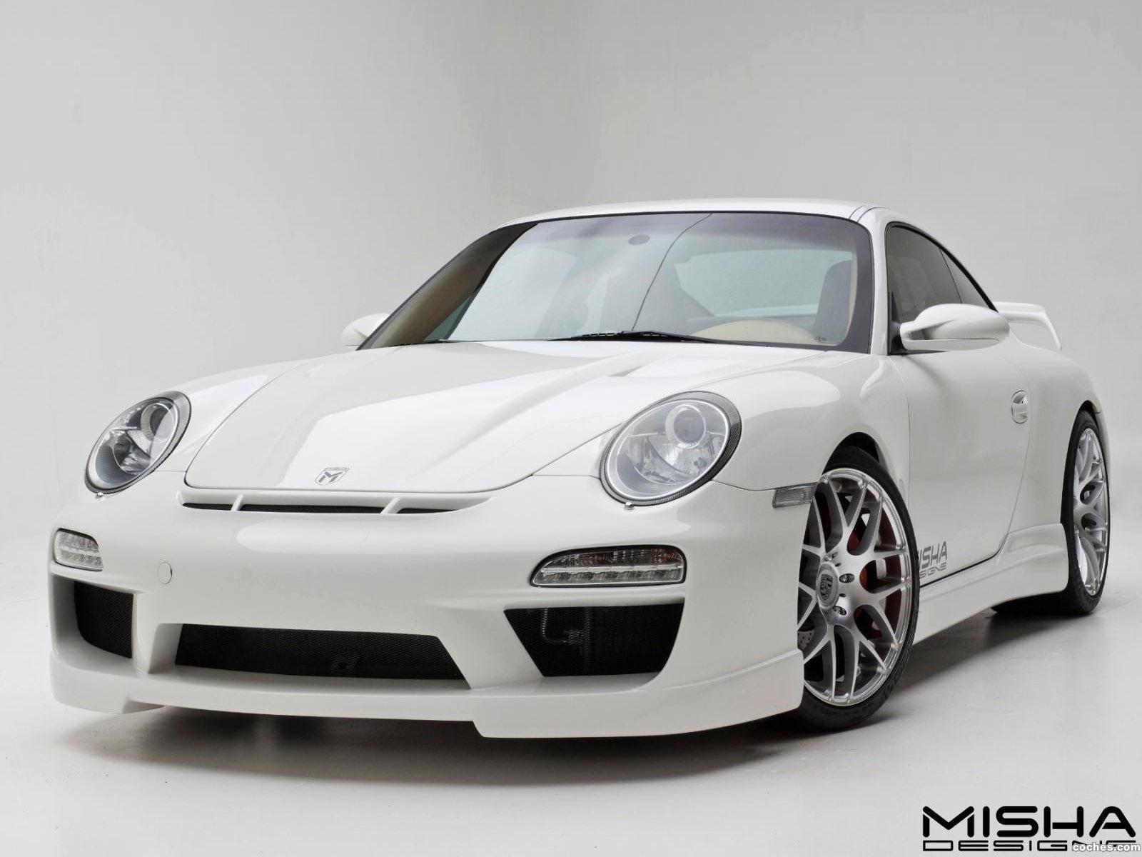 Foto 0 de Misha Porsche 911 Carrera Coupe 2013