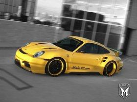 Ver foto 4 de Misha Porsche 911 Turbo 997 GTM 2010