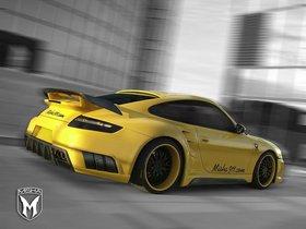 Ver foto 2 de Misha Porsche 911 Turbo 997 GTM 2010