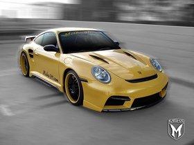 Fotos de Misha Porsche 911 Turbo 997 GTM 2010