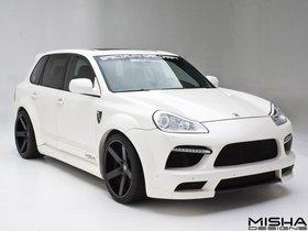 Ver foto 10 de Misha Porsche Cayenne Wide Body 2013