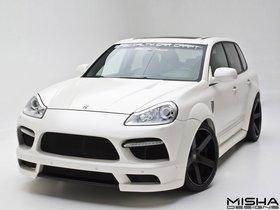 Ver foto 1 de Misha Porsche Cayenne Wide Body 2013